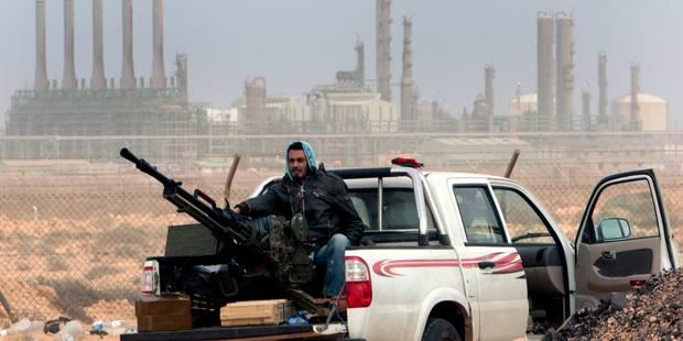 La Russie replace ses pions en Libye - La Libre