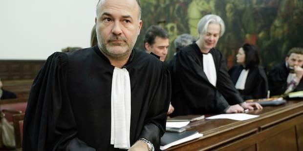 Olivier Martins reste détenu, mais sous la modalité de la surveillance électronique - La Libre