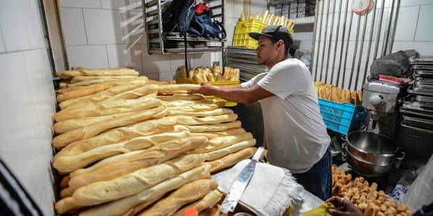 Au Venezuela, Maduro en guerre contre... les boulangers - La Libre