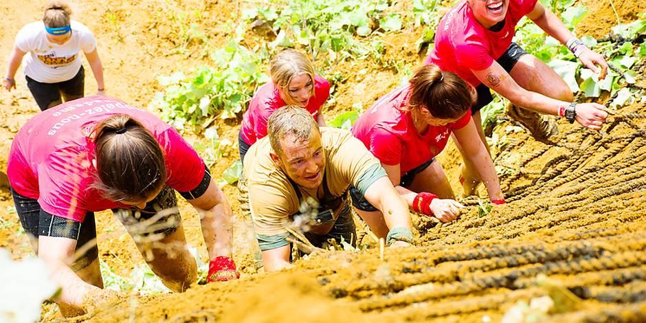 Les courses à obstacles façon Koh-Lanta, ça vous tente? Dans les coulisses de la Sand Race