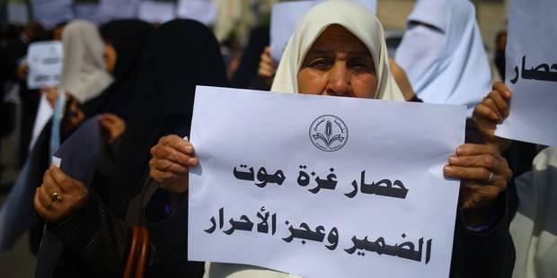 Jamais vu à Gaza: Le Hamas condamne à mort deux vendeurs de drogue - La Libre