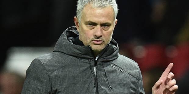 Anderlecht est prévenu, Mourinho affirme faire de la Ligue Europa sa priorité - La Libre