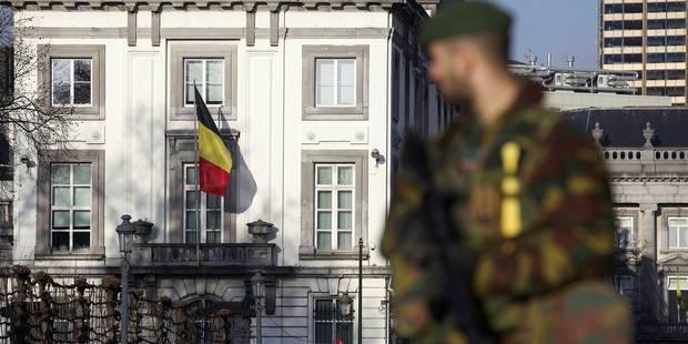 Deux ans de présence militaire en rue ont-ils changé votre rapport à la sécurité? (SONDAGE) - La Libre