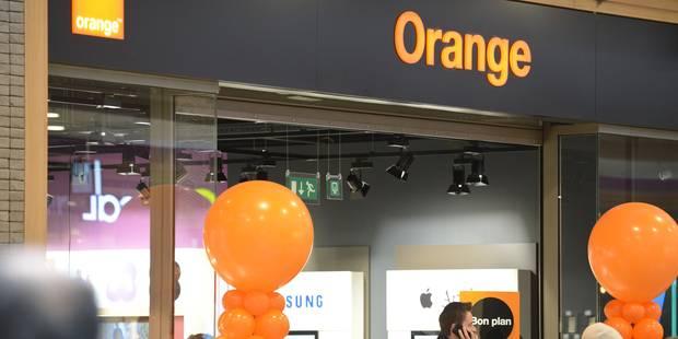"""Avec son offre """"Zen"""", Orange rebat ses cartes mobiles - La Libre"""
