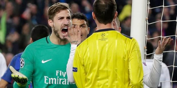 L'UEFA ne suspendra pas l'arbitre de Barcelone-PSG - La Libre