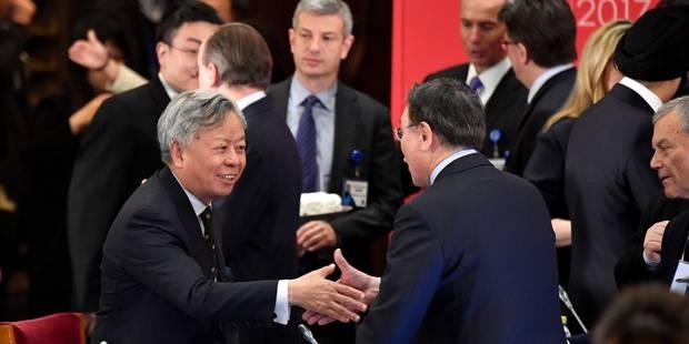 La Belgique rejoint la banque de développement créée par Pékin - La Libre