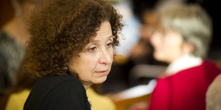 Ville de Bruxelles: Marie Nagy n'est plus chef de groupe Ecolo