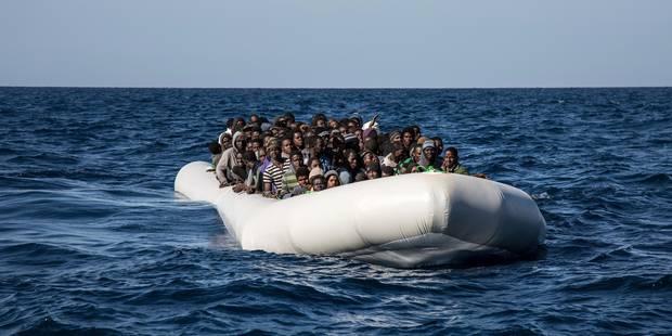 Drame en Méditerranée: 250 migrants auraient péri dans deux naufrages - La Libre