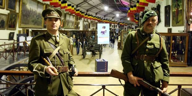 La fréquentation du musée de l'Armée est en chute libre - La Libre