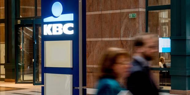 """Chez KBC, une """"gifle au visage du personnel"""" - La Libre"""