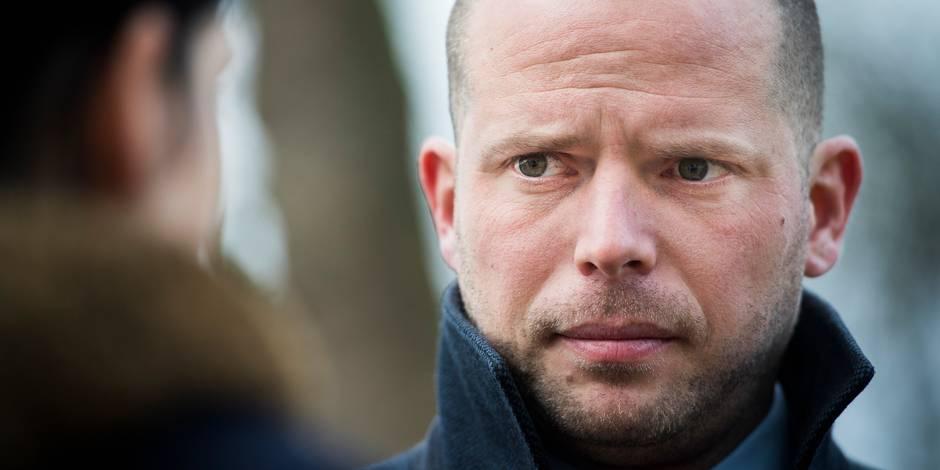 """Theo Francken: """"Qualifier MSF de trafiquant d'êtres humains manquait complètement de nuance, je retire ce que j'ai dit"""""""