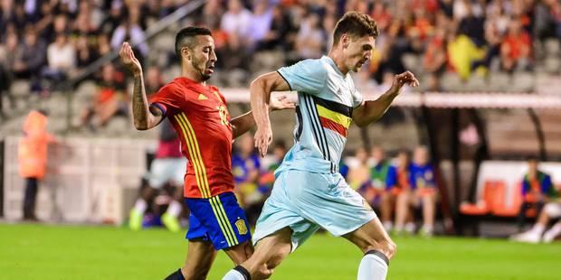 Thomas Meunier forfait contre la Grèce et la Russie, De Bruyne est incertain - La Libre