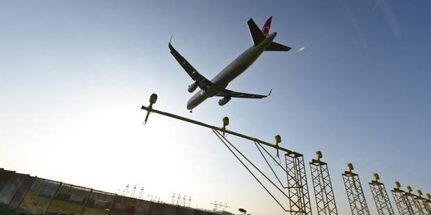 Un accident évité de justesse à Brussels Airport? - La Libre