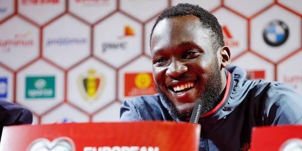 """Romelu Lukaku: """"Je veux devenir le meilleur 9 du monde"""" - La Libre"""