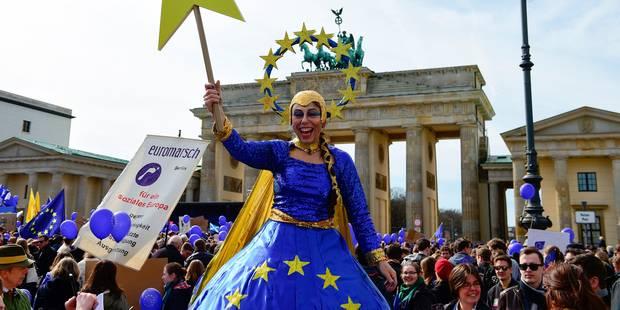 Traités de Rome: rester unis et continuer à agir... Mais pas tous à la même vitesse - La Libre