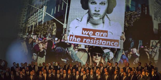 Cinéma: hommage entre rires et larmes pour Debbie Reynolds et Carrie Fisher - La Libre