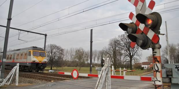 Voiture percutée par un train à Tilff: la signalisation hors de cause selon Infrabel - La Libre
