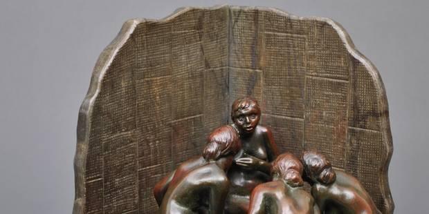 Camille Claudel après la gloire, a son musée - La Libre