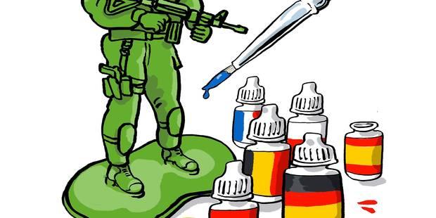 Le modèle du Corps européen (OPINION) - La Libre