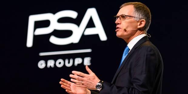 L'Etat français vend sa part chez PSA à Bpifrance pour renflouer le nucléaire - La Libre