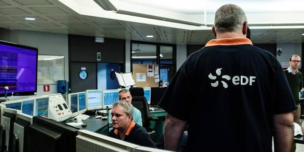 EDF veut toujours fermer quatre centrales - La Libre