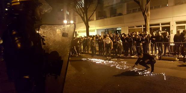 Paris: 35 arrestations après un rassemblement pour un Chinois tué par la police - La Libre