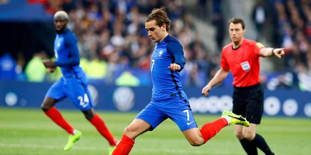 Drôle de soirée pour la France : l'arbitrage vidéo annule un but de Griezmann et en accorde un de Deulofeu! (VIDEOS) - L...