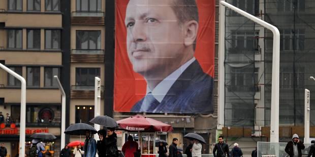 Turquie: 111 condamnations dans un procès pour liens avec une organisation terroriste - La Libre