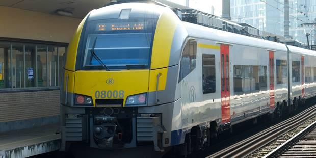 Région bruxelloise: l'offre suburbaine de la SNCB bientôt renforcée - La Libre