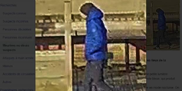 Meurtre de Sofie (27 ans) à Knokke: la police recherche un homme avec une veste bleue - La Libre