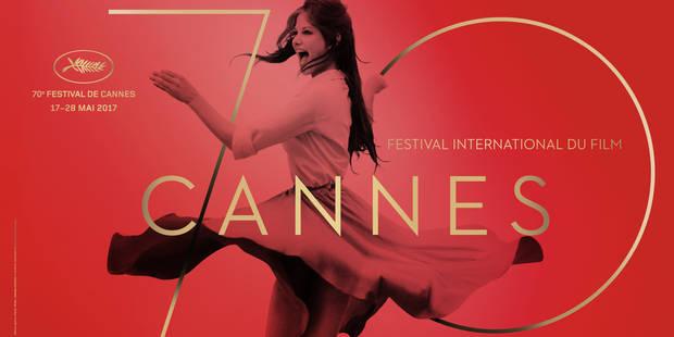 Voici pourquoi l'affiche du Festival de Cannes fait polémique - La Libre