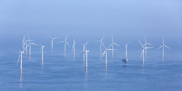L'industrie belge de l'éolien en mer pourrait créer 16.000 emplois - La Libre