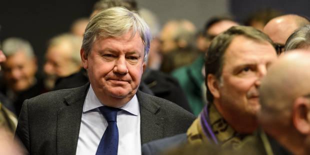 """Numéros Inami: """"Le fédéral a bidouillé les chiffres! """" accuse Marcourt - La Libre"""