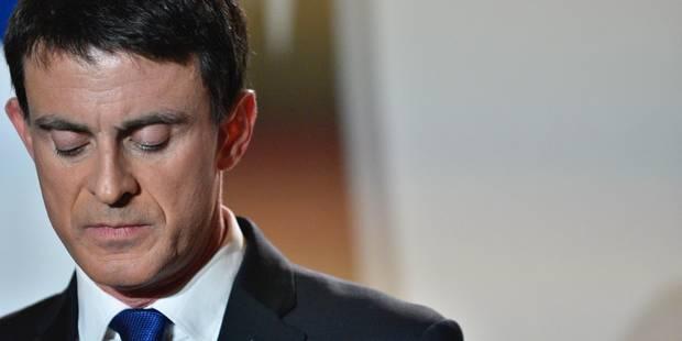 """""""Monsieur Déloyal"""", """"Le pivot devenu girouette"""": Valls attaqué de toutes parts (REVUE DE PRESSE) - La Libre"""