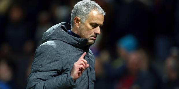 """Mourinho: """"Je suis totalement contre les matches amicaux"""" - La Libre"""