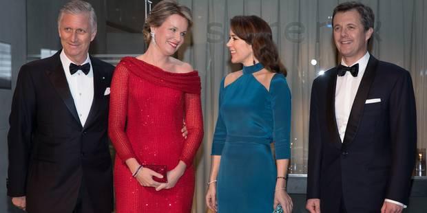 Au Danemark, Kidibul profite de la visite du roi Philippe pour renforcer sa présence (VIDEO) - La Libre