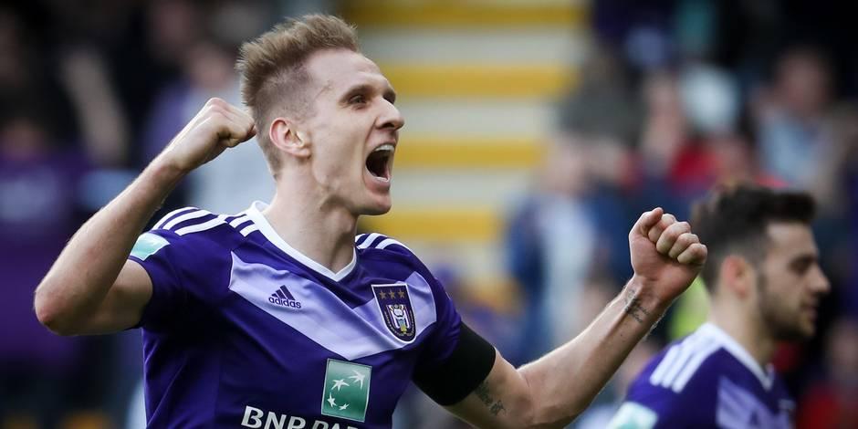 Anderlecht lève l'option d'achat pour Teodorczyk !