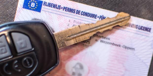 La validité du permis théorique réduite à 18 mois en Wallonie - La Libre