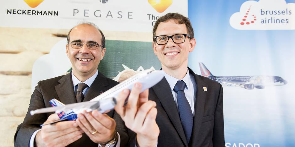 """Brussels Airlines absorbe un concurrent belge: """"les petites compagnies ne tiennent plus très longtemps"""" (INFOGRAPHIE) - ..."""