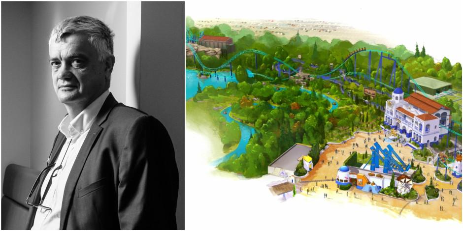 Nicolas Kremer, le chef du Parc Astérix - La Libre