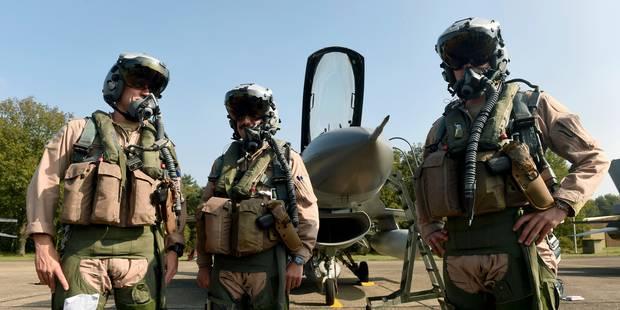 Civils bombardés à Mossoul: Un journaliste anglais accuse les F-16 belges - La Libre