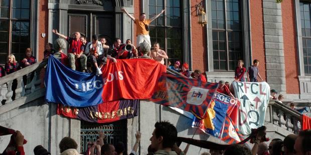 """Le RFC Liège, """"pas juste un club de football"""", fête ses 125 ans - La Libre"""