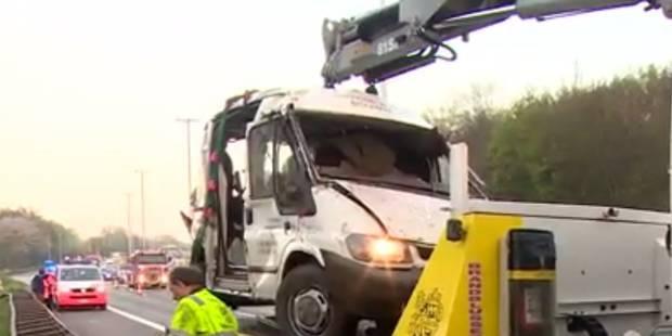 Course-poursuite et accident sur le Ring de Bruxelles: Ouverture d'une information judiciaire pour trafic d'êtres humain...