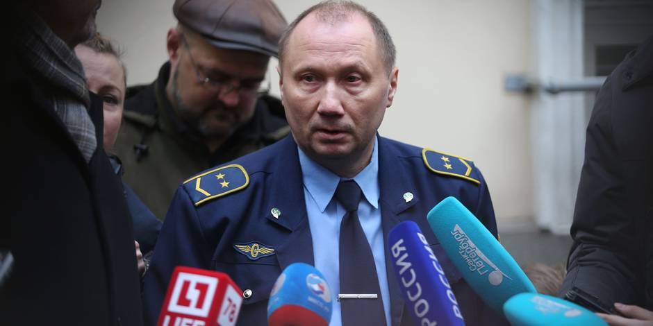 """Attentat à Saint-Pétersbourg: """"J'ai suivi les instructions"""", dit le conducteur héroïque"""