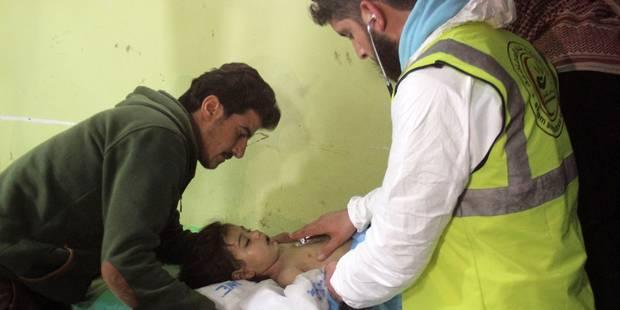 Voici tout ce que l'on peut affirmer sur l'attaque chimique en Syrie (VIDEO) - La Libre