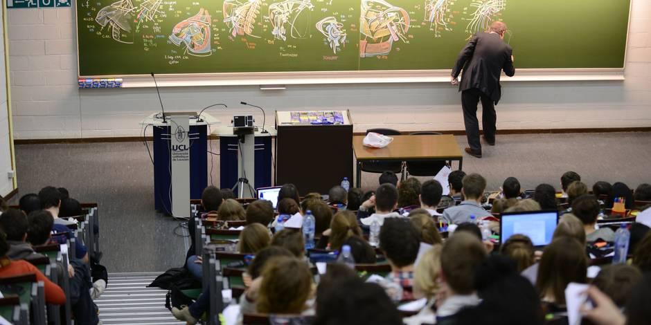 Etudes supérieures : la Wallonie à la traîne côté diplômes