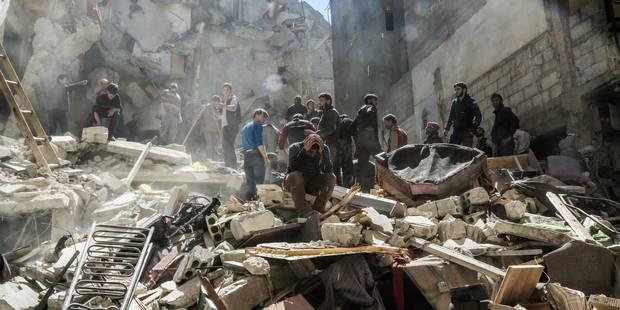 Syrie: des autopsies en Turquie confirment l'utilisation d'armes chimiques - La Libre