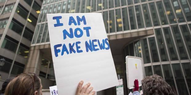 """Pour un journalisme indépendant contre les """"fake news"""" (OPINION) - La Libre"""