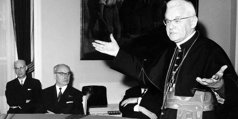 Cardijn, le cardinal des jeunes travailleurs, est mort il y a 50 ans (RETROSPECTIVE) - La Libre