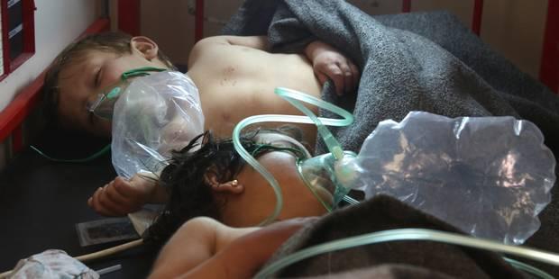 Un simple contact du gaz sarin avec la peau entraine la mort (PHOTOS) - La Libre